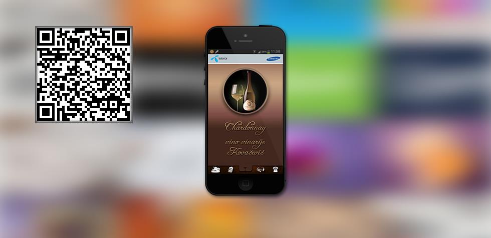 Vinarija Kovacevic android aplikacija